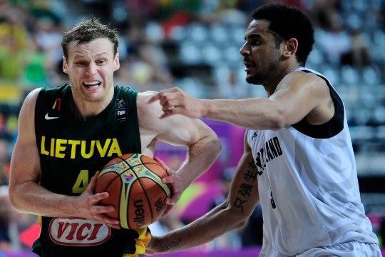 Ville Arike   Mis jõud aitaks Euroopat FIBAs?