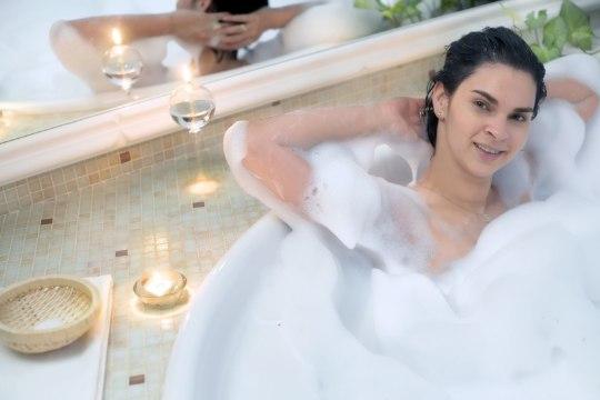 Vaigistav vann - kuidas lõdvestuda?