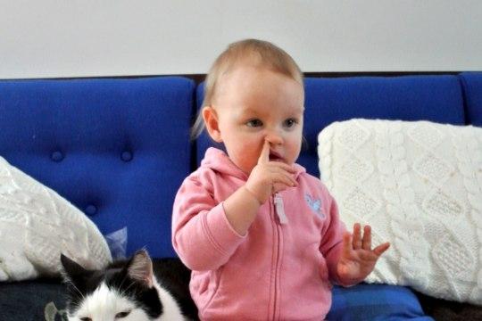 Malluka beebiblogi: kas ainult lapse esimene eluaasta pidavat raske olema?