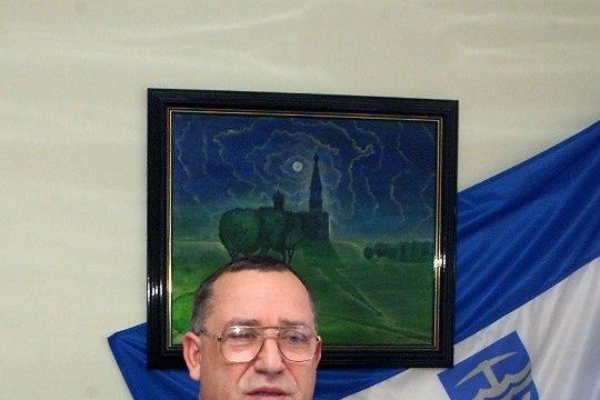 Suri Maardu linnapea Georgi Bõstrov
