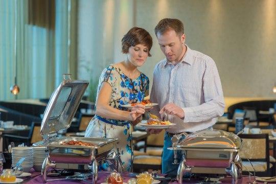 Hommikusöök hotellis: Rootsi lauas vitsuta, palju jaksad