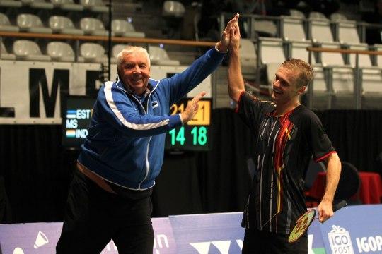 Raul Must jõudis töövõiduga ka poolfinaali!