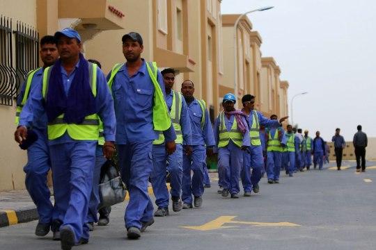Inimõiguste organisatsioon: FIFA ignoreerib Katari MMiga seonduvat tööliste kuritarvitamist