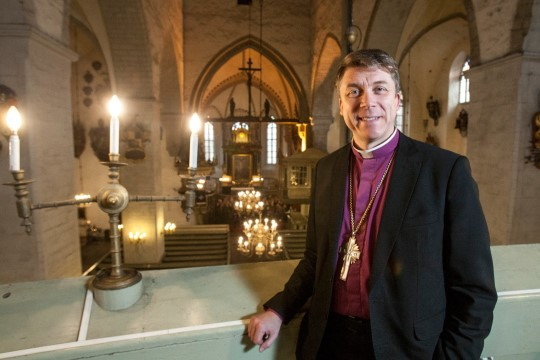 """Peapiiskop Urmas Viilma: """"Me peame tulema kristlastena kapist välja."""""""