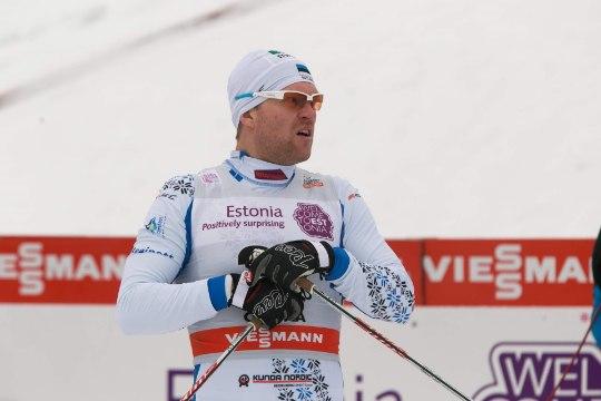 Peeter Kümmel: kui vaadata Eesti suusatamise seisu, siis läks mul hästi