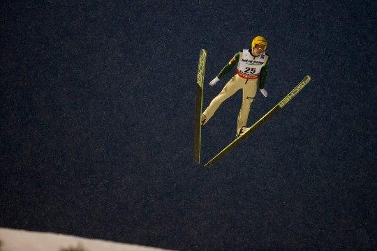 HÄSTI: Martti Nõmme pääses suurel mäel lõppvõistlusele