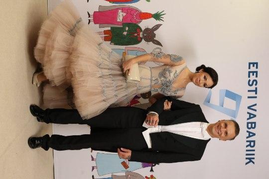 GALERII: 20 parimat kleiti presidendiballilt