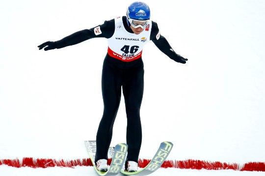 FALUNI MM | Gruber kahevõistluse hüppe parim, eestlased viimase veerandi seas