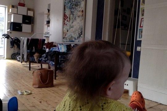 Malluka beebiblogi: kas minna lapsega juuksurisse?