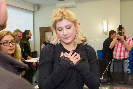 FOTOD JA ÕHTULEHE VIDEO | HÄÄLED LOETI ÜLE: Viktoria Ladõnskaja pääses napilt riigikogusse!