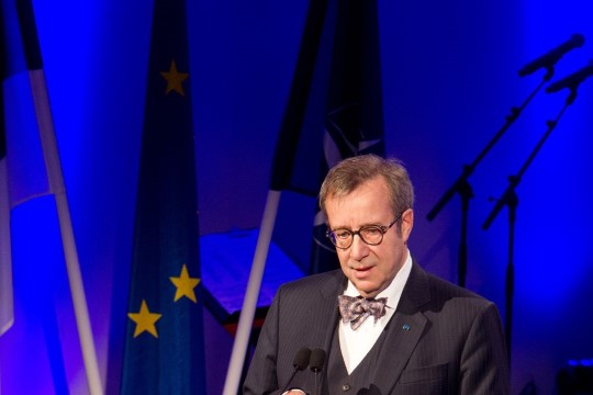 President Ilves: kas uue valitsuse ajal omavalitsuste elus ka tegelikult midagi muutub?