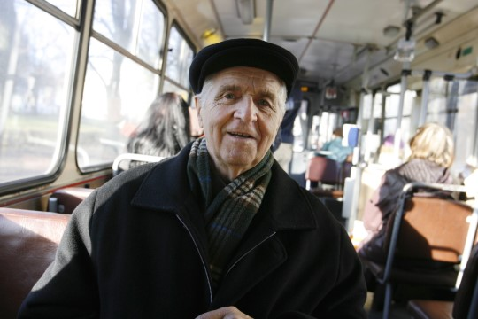 Suri endine ENSV riigitegelane Albert Norak