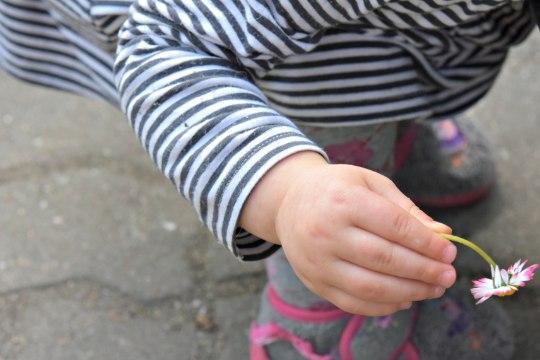 Malluka beebiblogi: laps lõpuks lutist vaba!