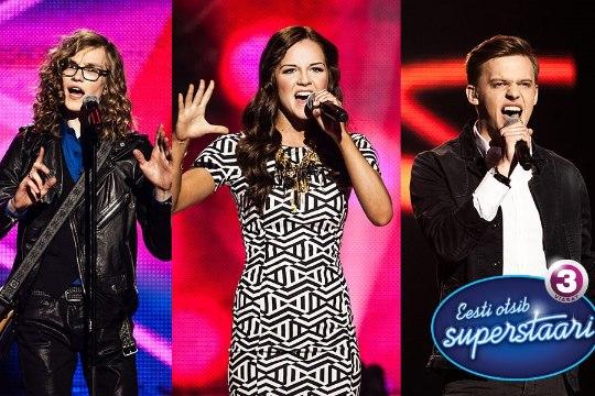 TV3 VIDEO   Kaks superfinalisti selgitatakse välja eriliste etteastetega