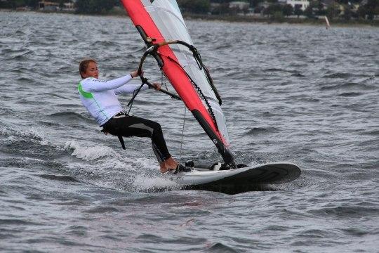 Eesti purjetajad jätkavad MK-etapil headel kohtadel