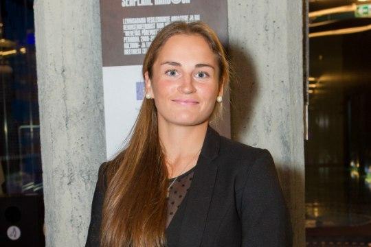 Ingrid Puusta võitles EMil kilekotiga: pidin vette hüppama, et see eemaldada