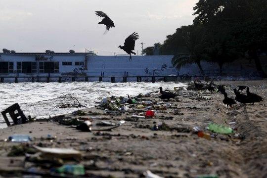 ROKi president Bach: Rio purjeveed peavad saama puhtamaks!