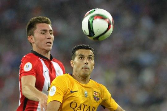 GALERII | Täielik häving: Barcelona kaotas Hispaania superkarikamängu 0:4!