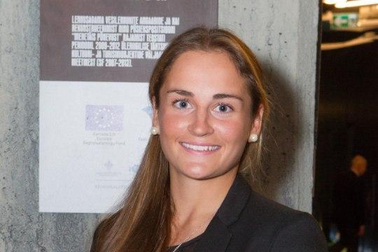 Ingrid Puusta sai Rio eelolümpialt medalikindluse