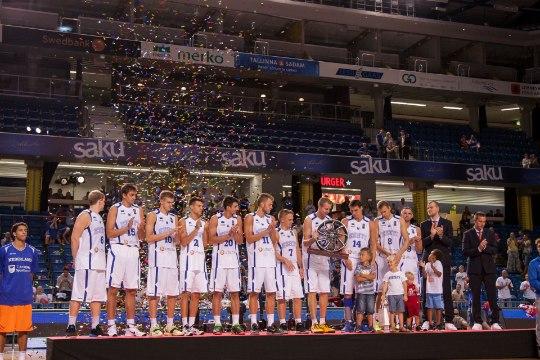 Lõpuks! Selgus Eesti korvpallikoondis Euroopa meistrivõistlusteks