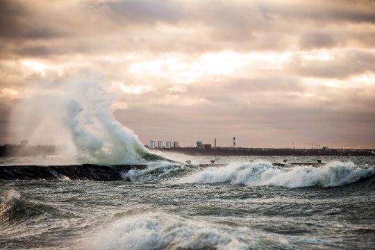 TÄHELEPANU: Põhja- ja Lääne-Eestit räsivad tormiiilid