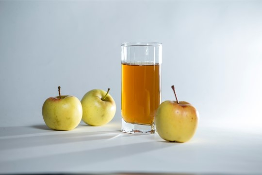 Õunamahlad: üks on magus nagu siirup, teine hapu kui äädikas