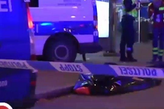 Mees hukkus Tallinna kesklinnas bussirataste all