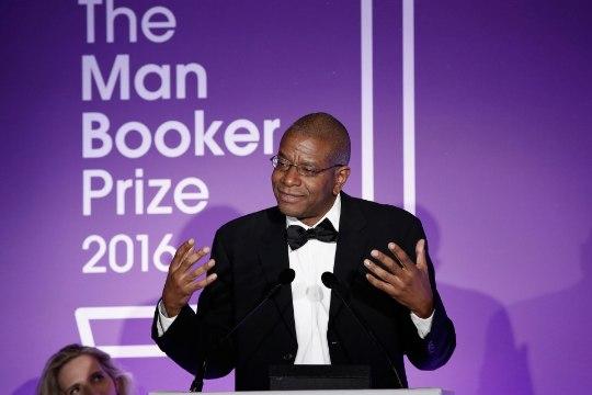 Bookeri auhinna võitis esmakordselt Ameerika kirjanik