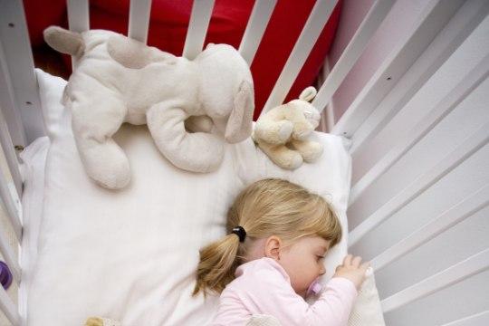 Kui kaua peaksid lapsed magama?