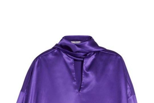 Воплощение женственности! Модные блузки осени