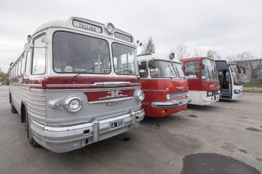 BUSSIAJALOO TAASTAJA MURE: kas võtta buss liinilt maha ja pista muuseumi?