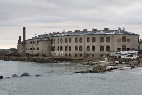 RAPORT: Patarei merekindlust ei tohiks riik maha müüa