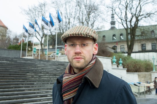 Varro Vooglaid | Pagulaste sisseränne rahvahääletusele!