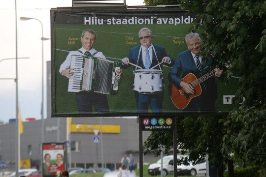 Ringkonnakohus: Savisaar peab Tallinnale 113 000 eurot reklaamiraha tagasi maksma