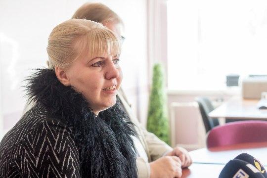 FOTOD | Põhja-Tallinna linnaosavanem Tammemägi sai kinga