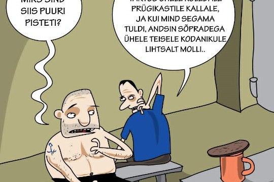 Karikatuur   Kodanikujulgus