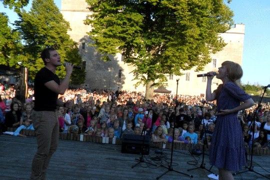 Saarlane kutsub 20. augustiks Tallinna Lauluväljakule laulma vabaduse laule