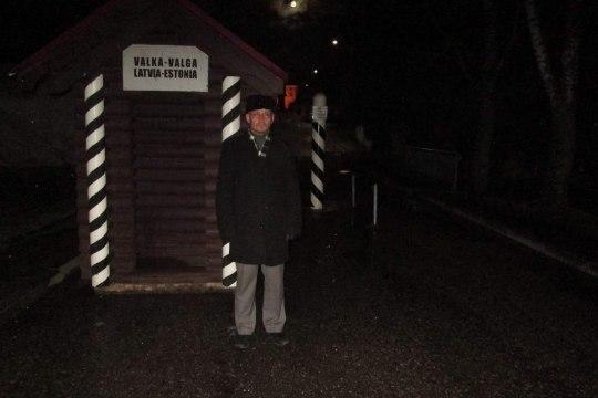 Eestist välja saadetud rahvussotsialist Risto Teinonen pesitseb nüüd  Läti Valkas
