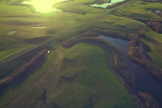 LUMMAV DROONIVIDEO   Vaata, milline näeb välja üks Eesti ilusamaid golfiväljakuid!