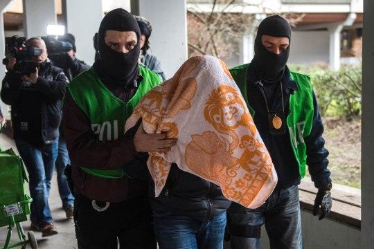 Võimalik terrorirünnak sakslasi ei hirmuta, sest see toimub ju niikuinii