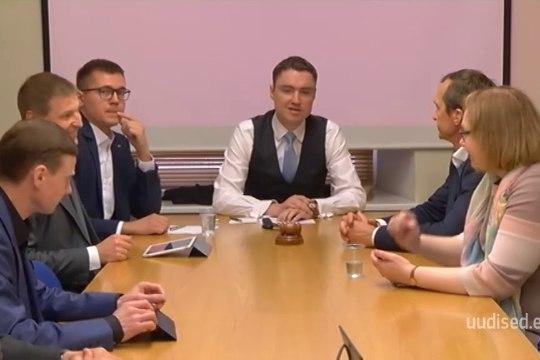 TV3 VIDEO | Taavi Rõivas lubas presidendikandidaatide otsimisel arvestada ka rahva arvamusega