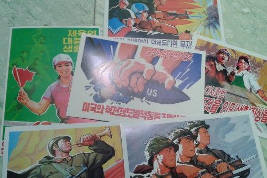 Põhja-Korea lood 15. osa: kes on nende vaenlane number üks?