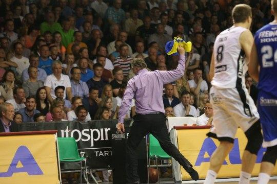 ÕHTULEHE VIDEO   Gert Kullamäe: punnisime, aga mängu enda kätte ei saanudki