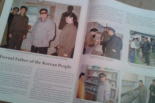 Põhja-Korea lood 20. osa: nuta või naera – mis totrusi kirjutab Põhja-Korea ajaleht?