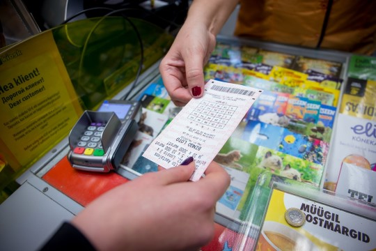 VAATA, KAS VÕITSID: tänased Viking Lotto ja Bingo Loto võidunumbrid