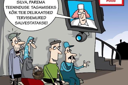 Karikatuur | Videoarst