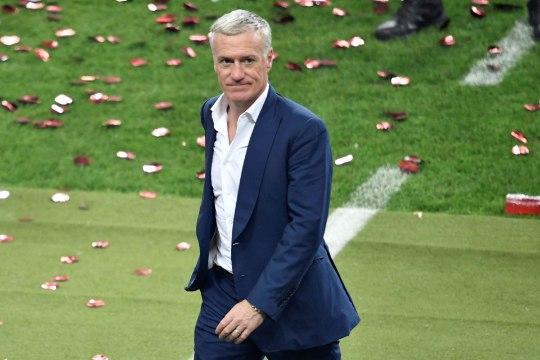Prantsusmaa peatreener Deschamps: väsimus pole vabandus