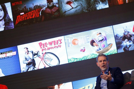 USAs keelati enda Netflixi parooli jagamine