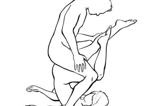 Позы для головокружительного секса
