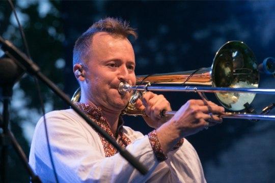 Ruslan Trotšõnskõi: Viljandi folgi laval tunneb iga artist end kuningana